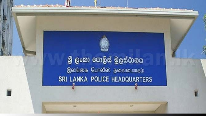 special notice issued police headquarters